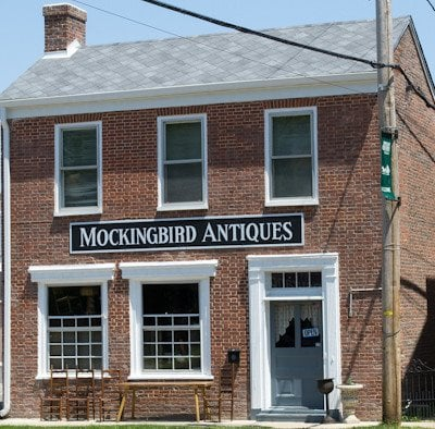 Photo of Mockingbird Antiques: Centerville, IN