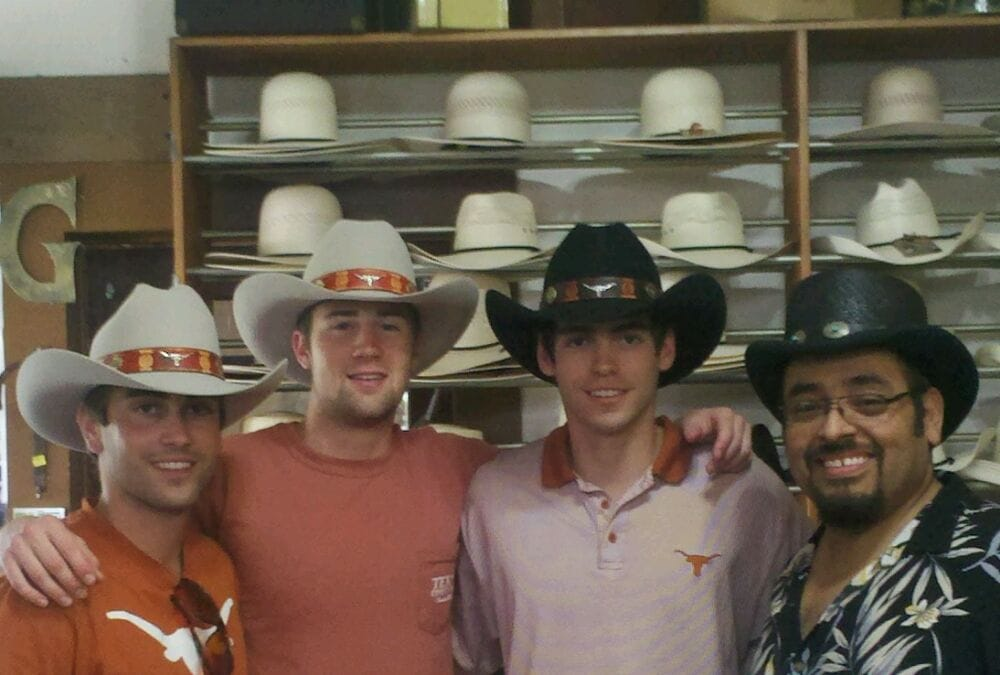 Silver Spurs Also Getting There Hats Yelp
