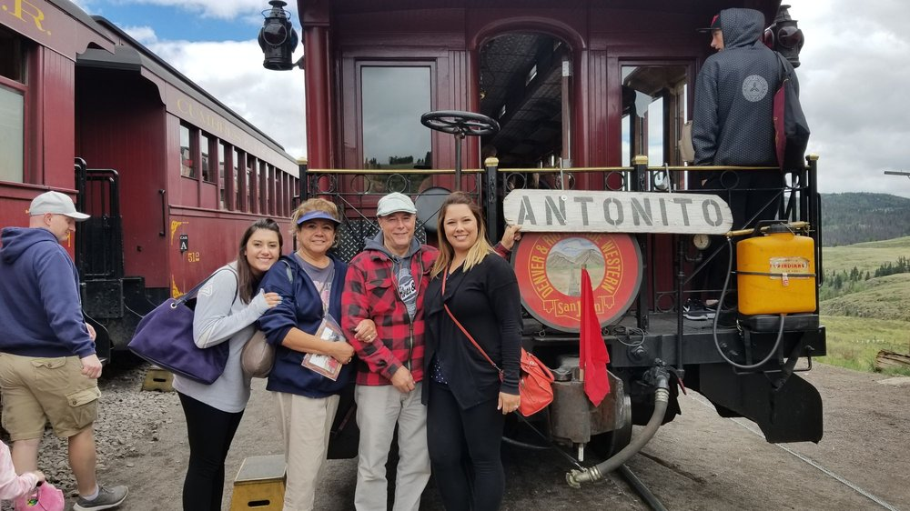 Cumbres & Toltec Scenic Railroad: 500 S Terrace Ave, Chama, NM