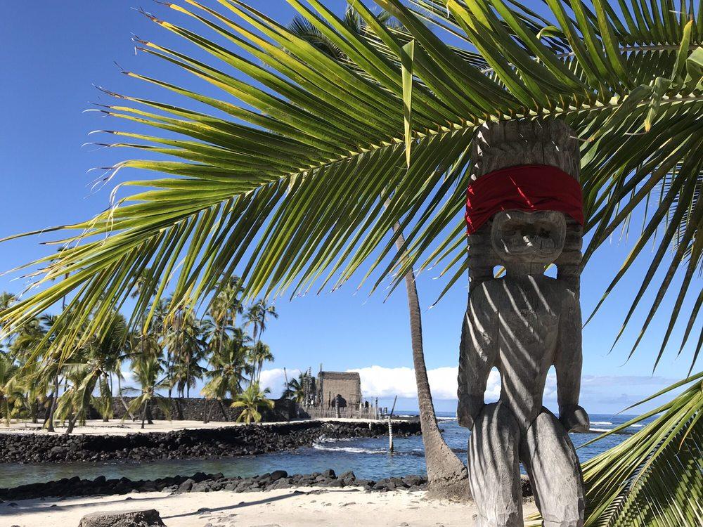 Pu'uhonua O Honaunau National Historical Park: Hwy 160, Honaunau, HI