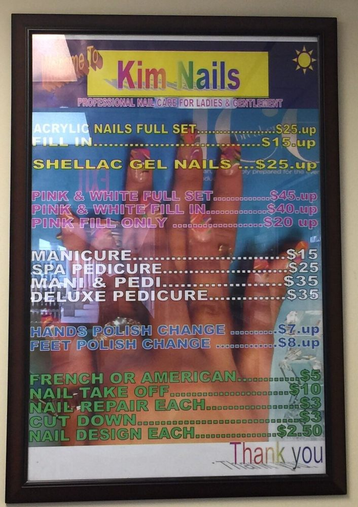Kim Nails: 13TH Ave, Decatur, IN