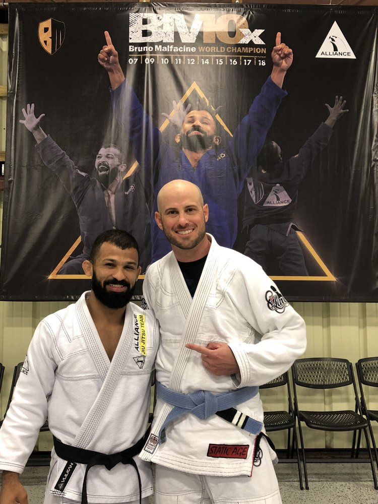 Orlando Brazilian Jiu-Jitsu: 28 W Michigan St, Orlando, FL