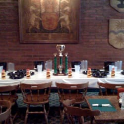 Photo Of Burke S Restaurant Baltimore Md United States Set Up For The