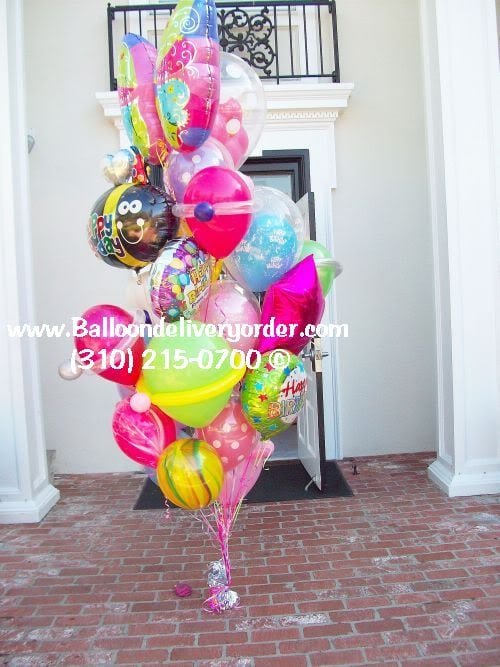 Balloon delivery closed party supplies s