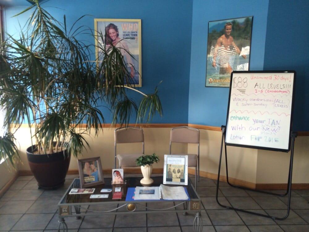 Tropical Tanning Salon: 421 Broadway, Bayonne, NJ