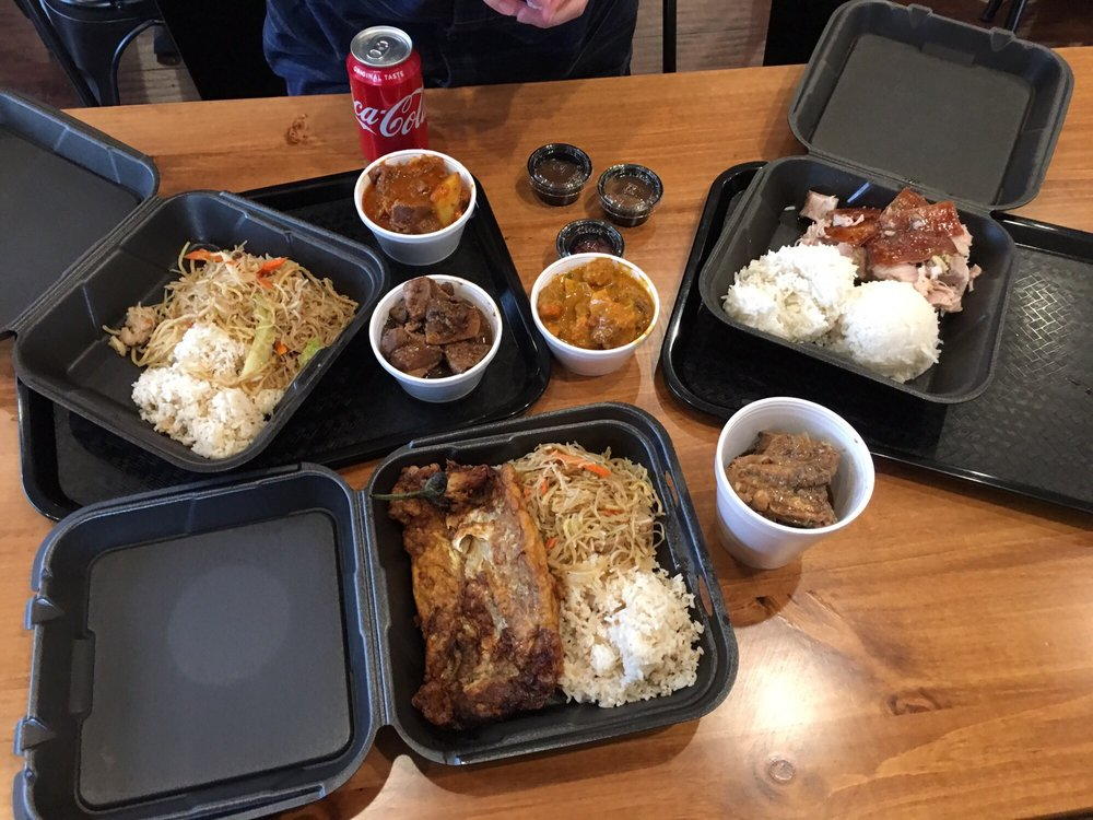 Food from Cebuchon Sa Barrio