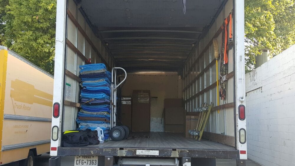 Blue Star Moving: 4021 W Jefferson Blvd, Dallas, TX