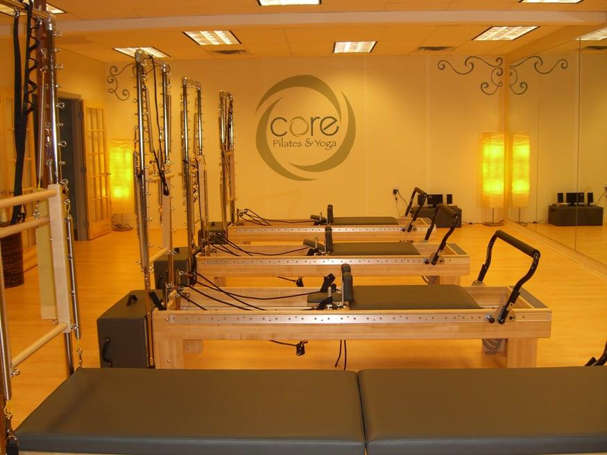 CORE Pilates & Yoga: 2607 Nicholson Rd, Sewickley, PA