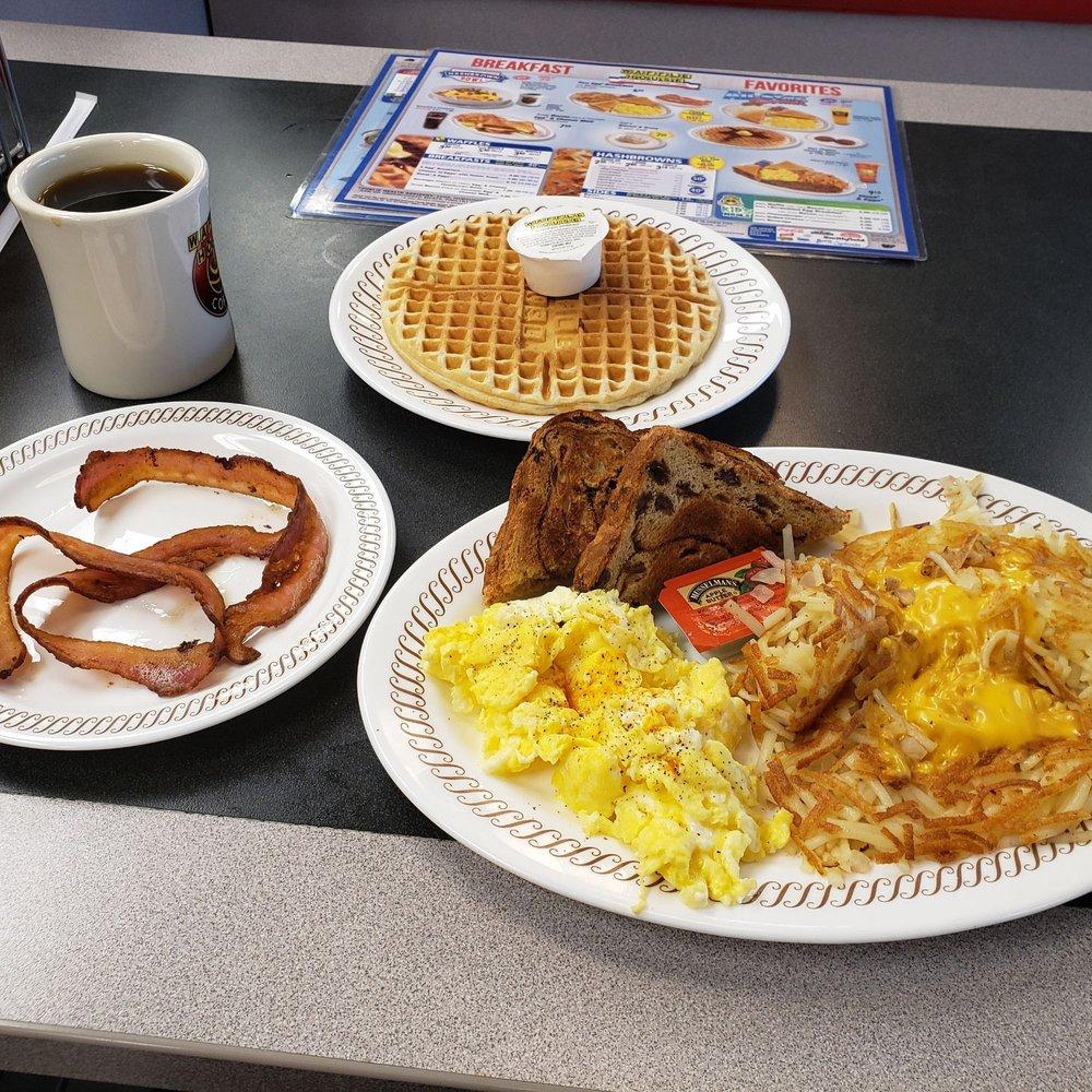 Waffle House: 1540 S Campus Dr, Creedmoor, NC