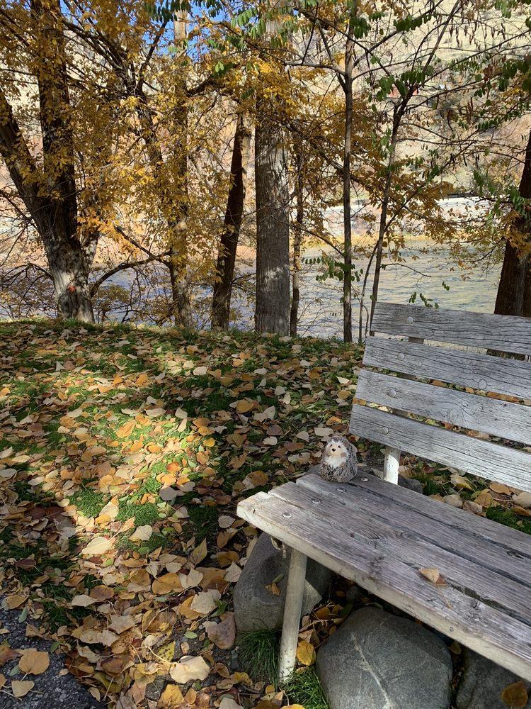 Riverside Park: 201 Riverside Dr, Cashmere, WA