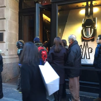 Photo of Moncler - New York, NY, United States. The line