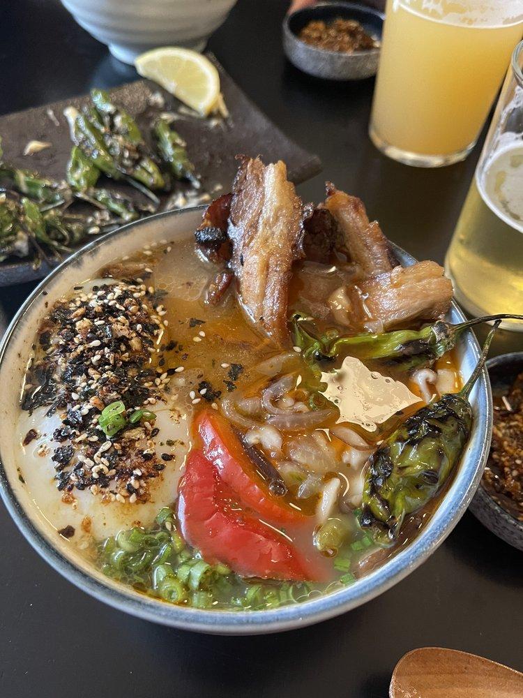 Food from Tanoshii