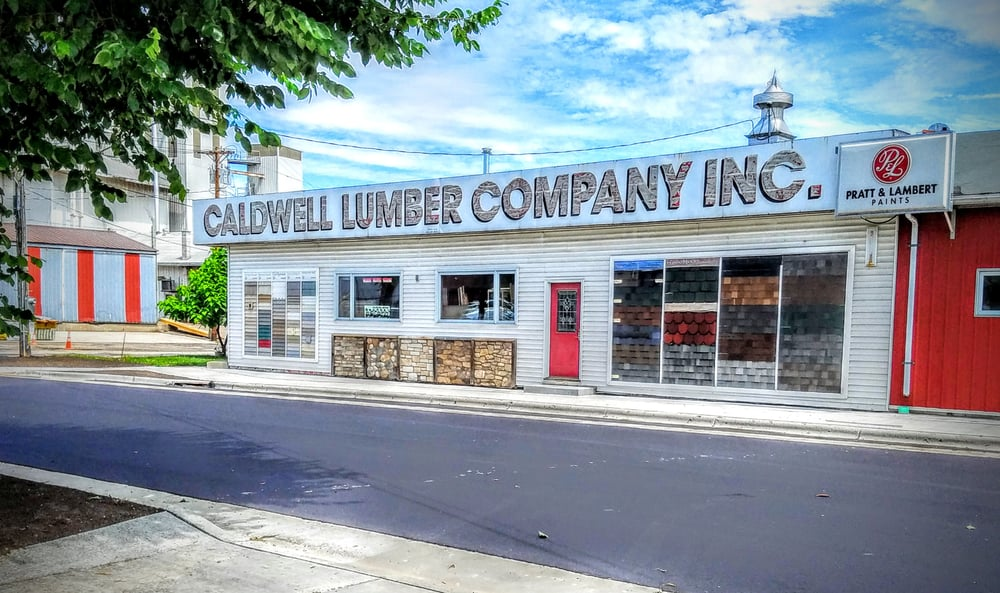 Caldwell Lumber: 300 N Dickason Blvd, Columbus, WI