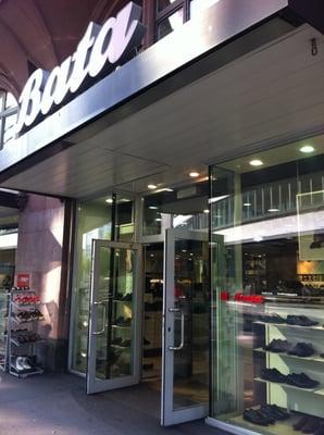 Bata Schuhe Shoe Stores Uraniastrasse 12 Kreis 1 Zurich