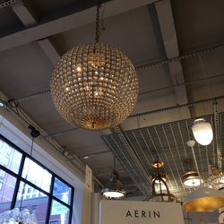 Photo of Gracious Home - Manhattan NY United States. Aerin Mill Ceiling light & Gracious Home - CLOSED - Home Decor - 45 W 25th St Flatiron ...
