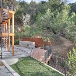 Hall Landscape Design Napa Ca