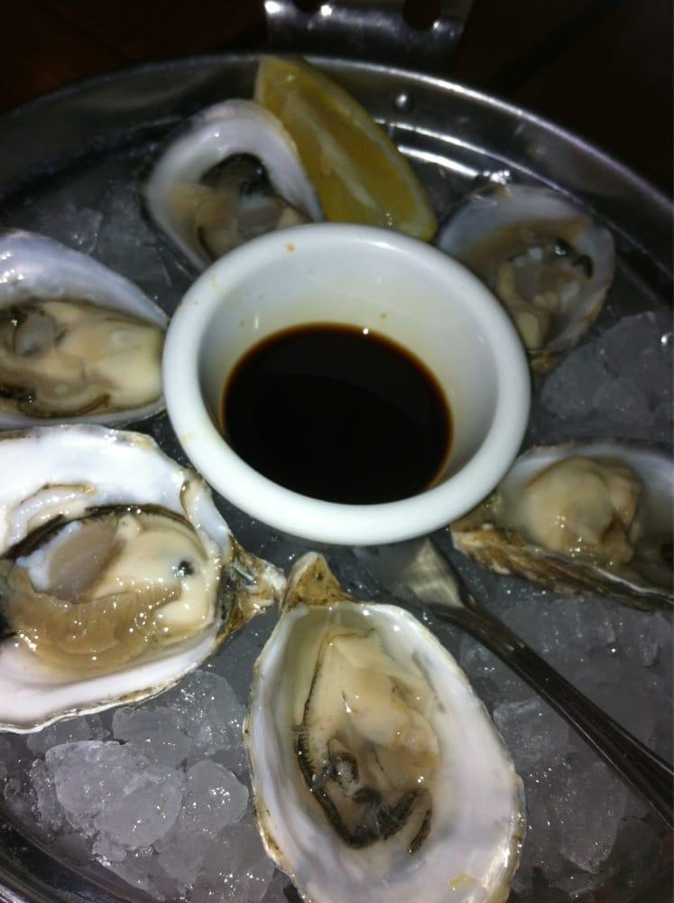 I love my oysters yelp for Uncle s fish market grill