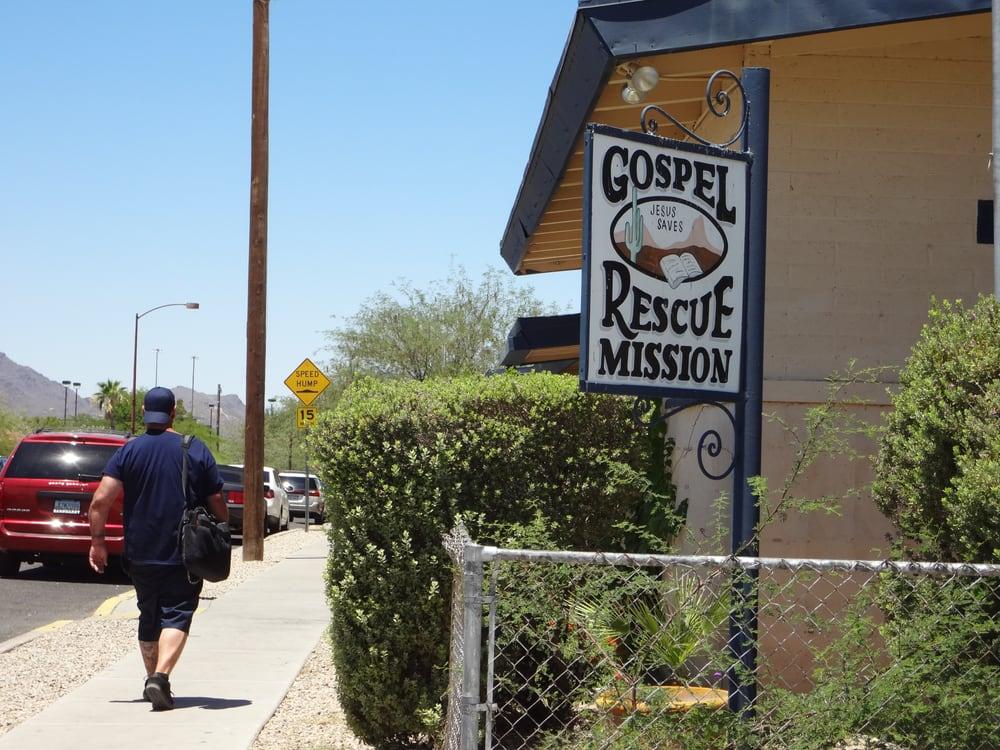 Gospel Rescue Mission - Men's Center Shelter