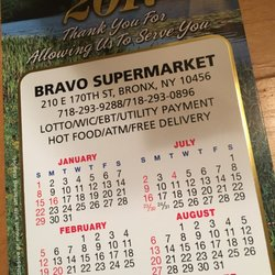 Bravo Supermarkets - 12 Photos - Grocery - 210 E 170th St