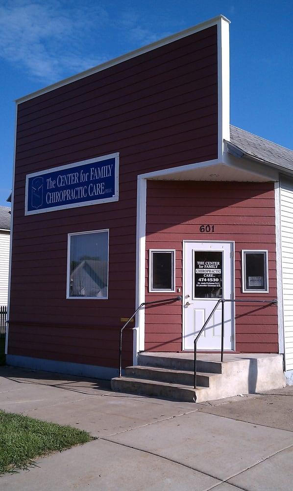 Center For Family Chiropractic Care PLLC: 601 E Sanborn St, Winona, MN