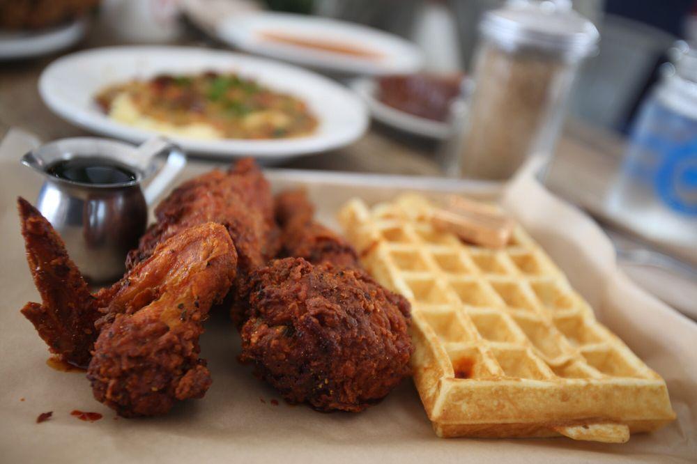 Nashville Chicken And Waffles Yelp