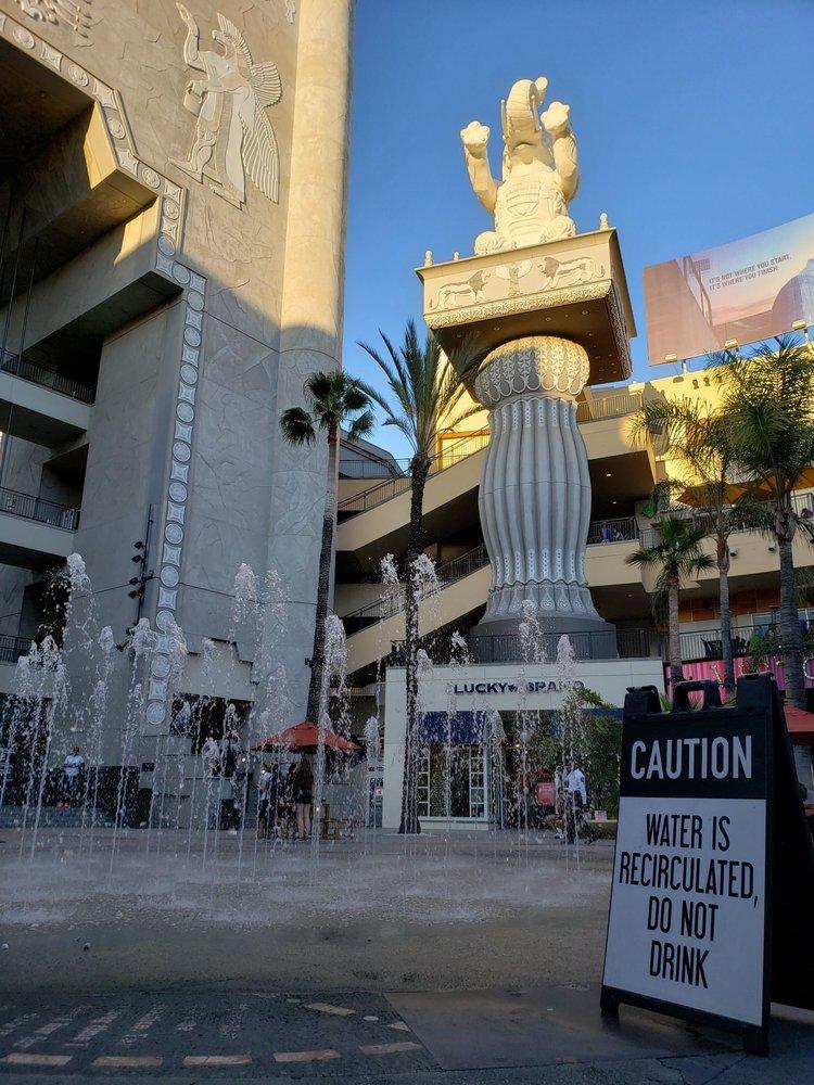Hollywood & Highland Center: 6801 Hollywood Blvd, Hollywood, CA