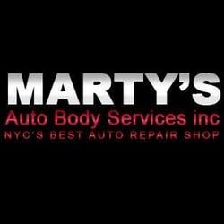 Marty's Auto Body Services - 43 Reviews - Auto Repair - 500