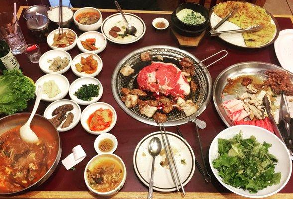 Bbq Garden Korean 413 Photos 303 Reviews Korean 1949