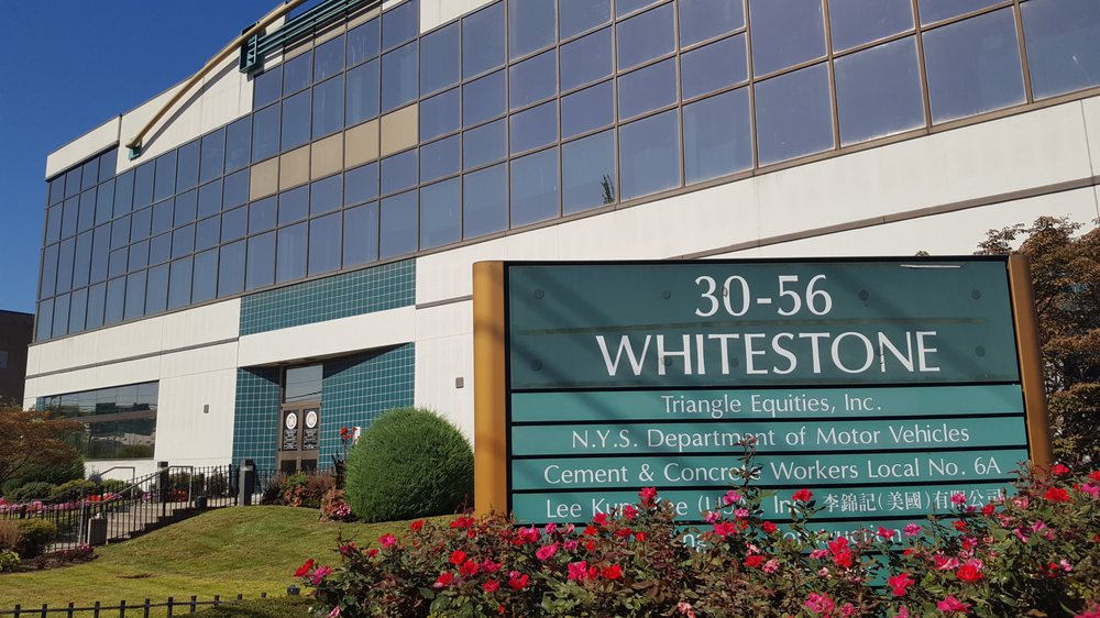 Department of Motor Vehicles - College Point Office   30-56 Whitestone Expy, Flushing, NY, 11354   +1 (518) 486-9786