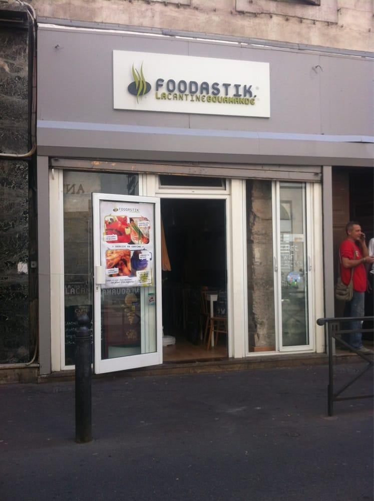Foodastik restaurant fran ais 11 rue saint sa ns for Chambre de commerce marseille rue sainte victoire