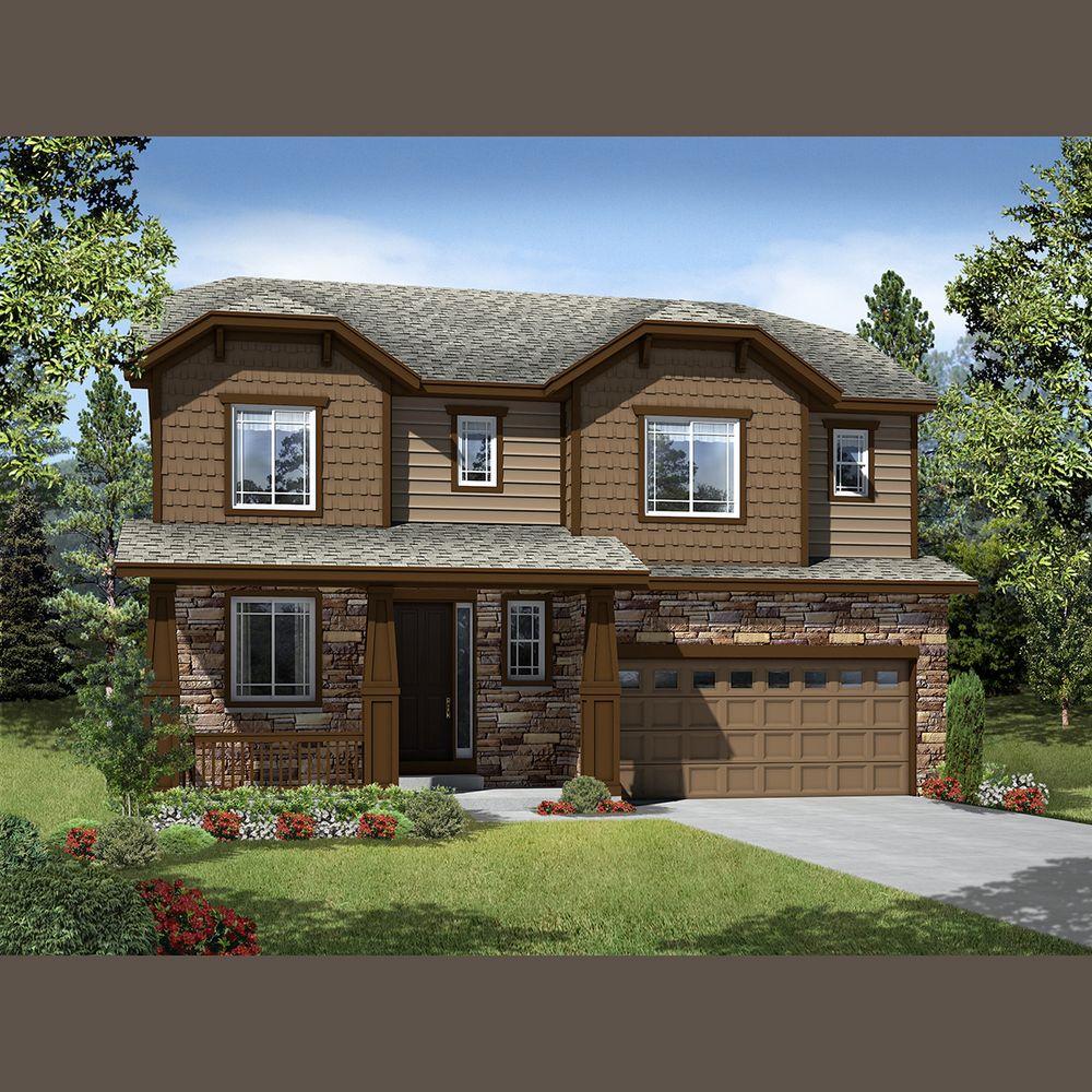 Traditions- Richmond American Homes: 25383 E 5th Ave, Aurora, CO