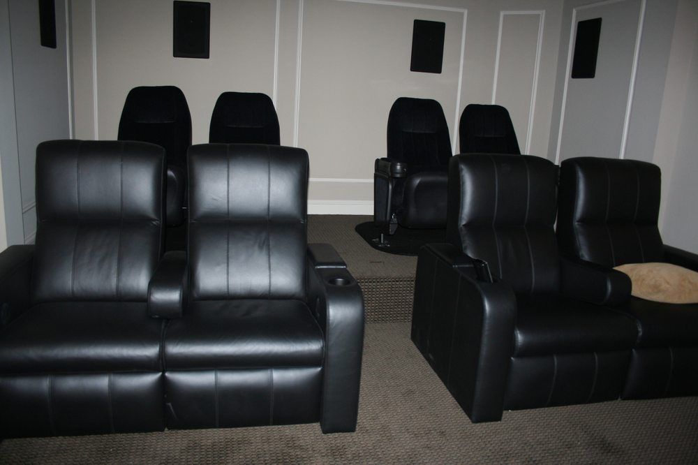 Transcend Home Theater
