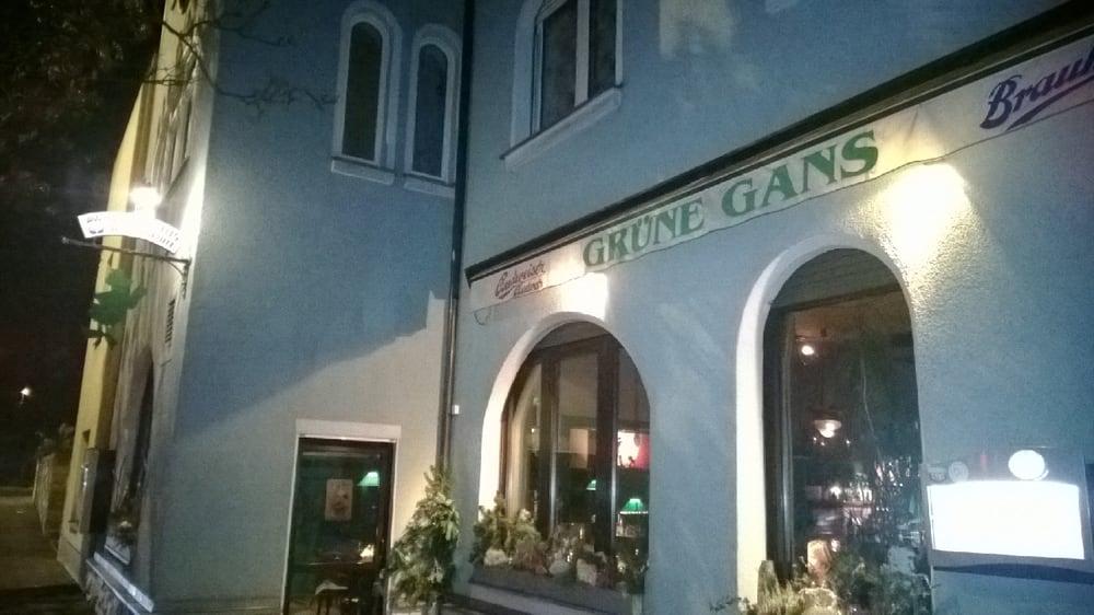 Grüne Gans Schweinfurt