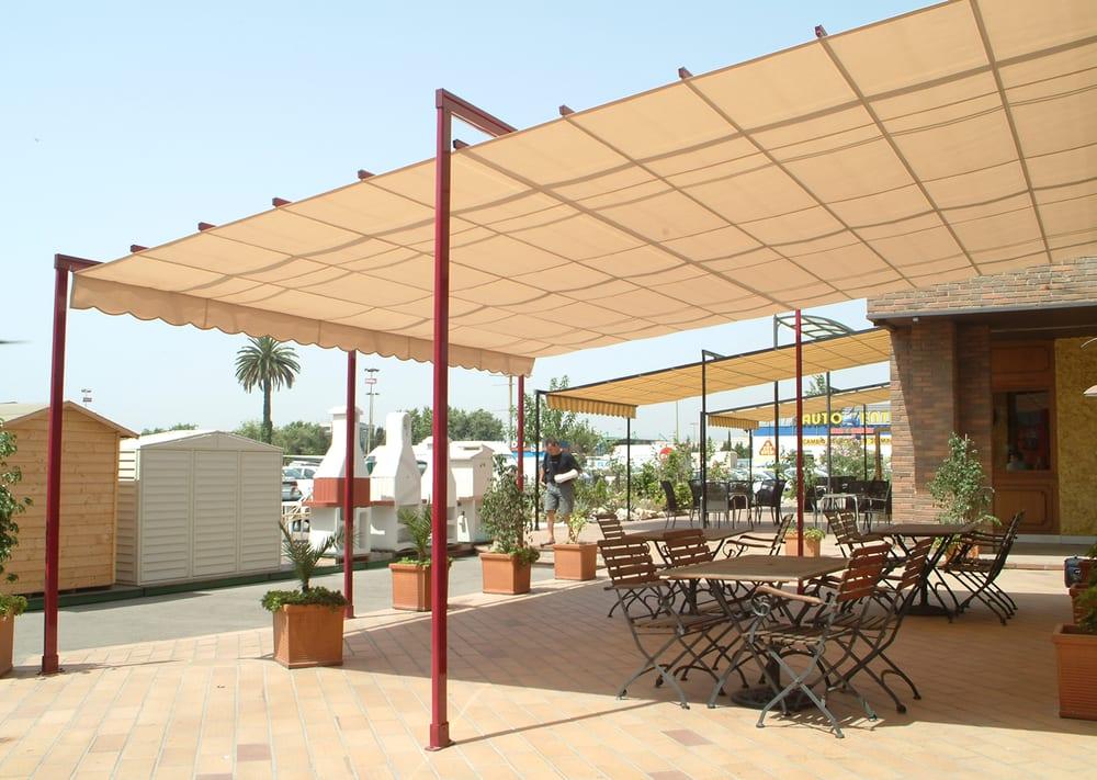 Corredero marino para terrazas de bares y restaurantes yelp - Toldos terrazas bares ...