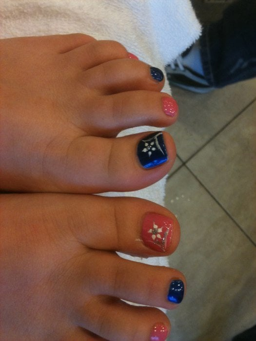 Photos for Mademoiselle Nails & Spa - Yelp