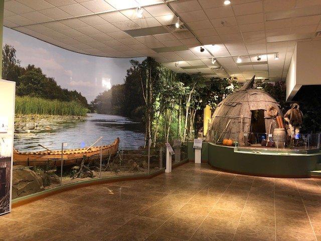 Citizens Potawatomi Nation Cultural Heritage Center: 1899 S Gordon Cooper Dr, Shawnee, OK