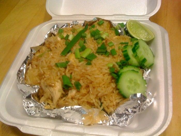 Pineapple fried rice yelp for 22 thai cuisine yelp