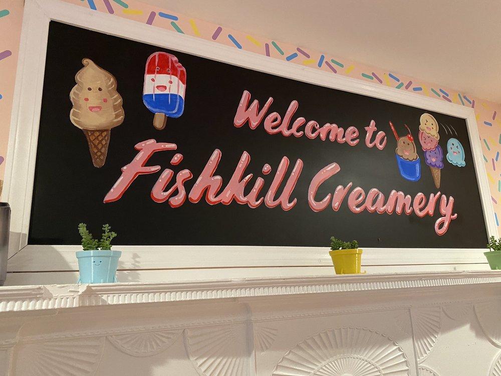 Fishkill Creamery: 1042 Main St, Fishkill, NY