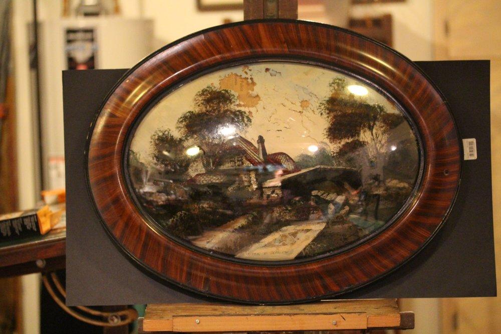 CJB Art Restoration: Lowell, MI
