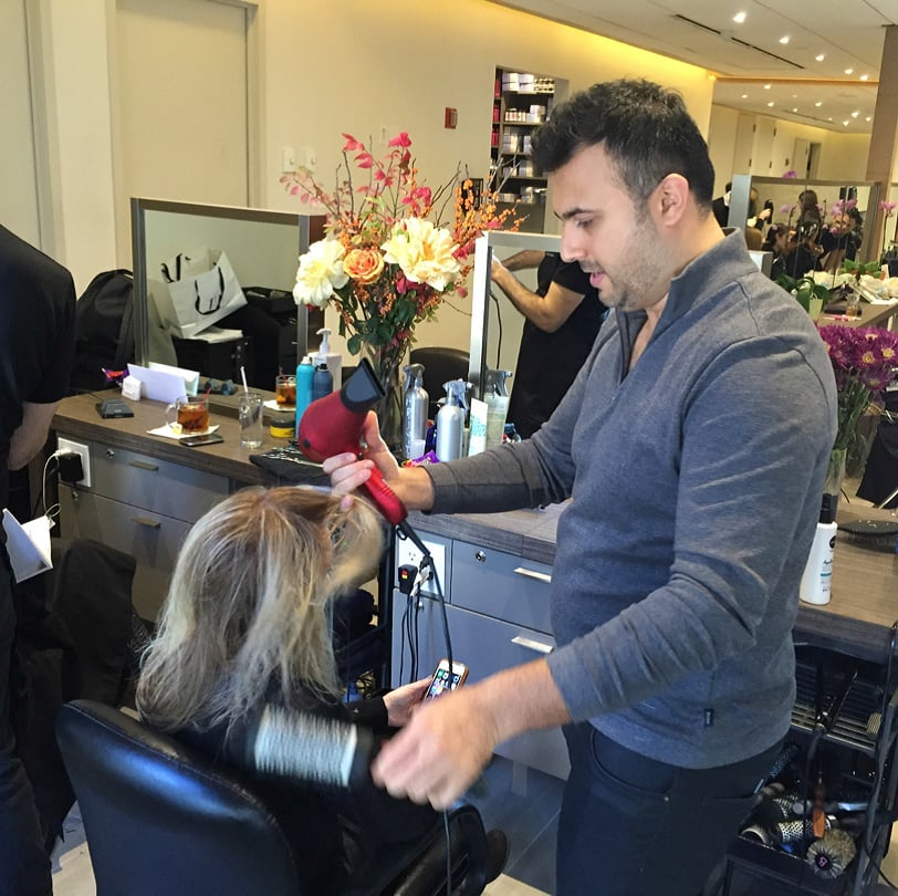 Arsen Gurgov The Hair Stylist In Nyc Hair Guru And Celebrity Hair