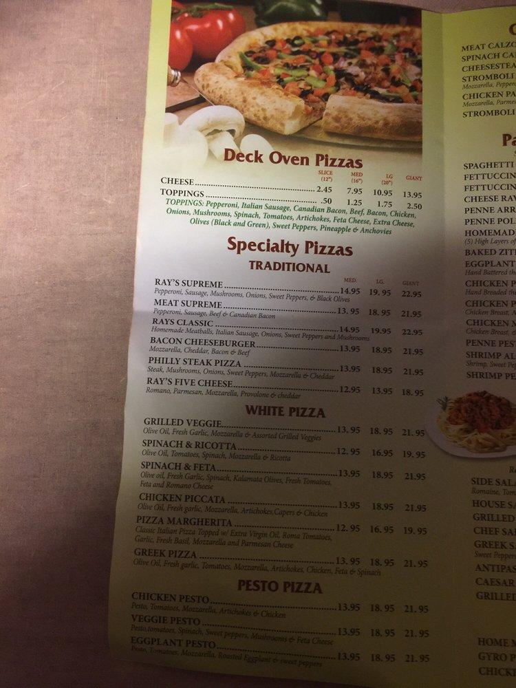 Ali's Pizzaria - Order Food Online - 26 Photos & 53 Reviews - Pizza