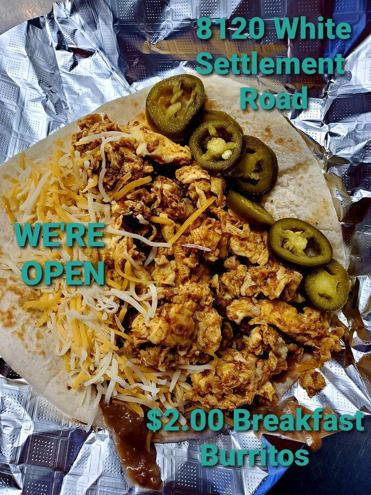 Danny's Burritos: 8120 White Settlement Rd, White Settlement, TX