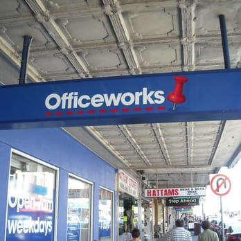 Officeworks  Office Equipment  377 Glenhuntley Rd Elsternwick
