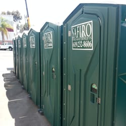 Incroyable Photo Of Safiro Portable Toilets   San Diego, CA, United States