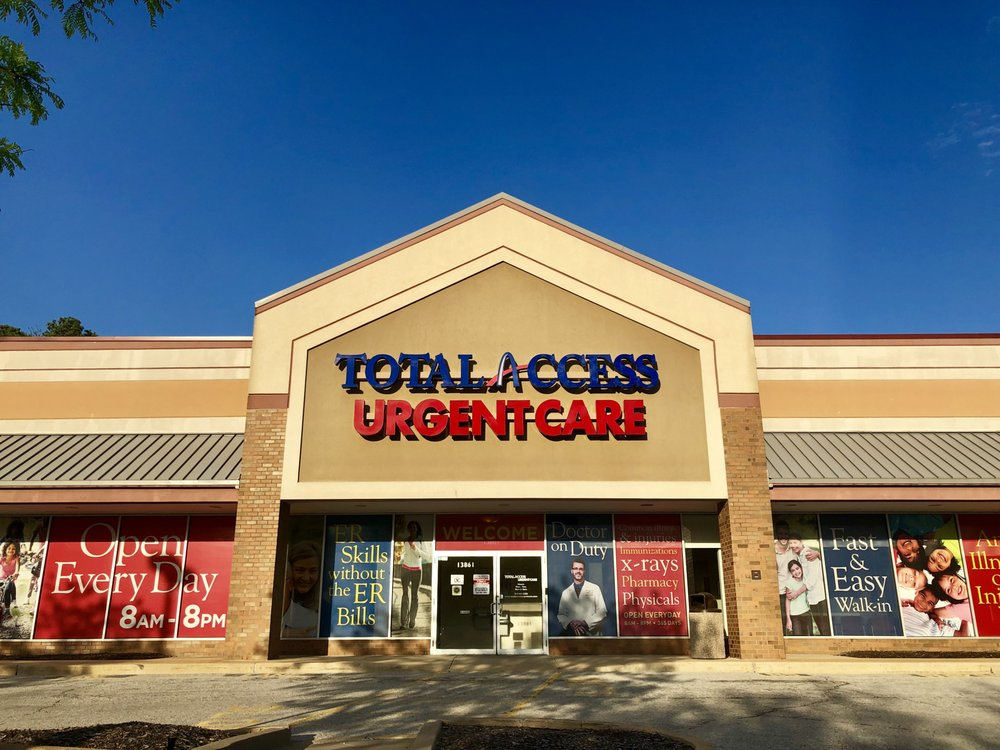 Total Access Urgent Care: 13861 Manchester Rd, Town and Country, MO