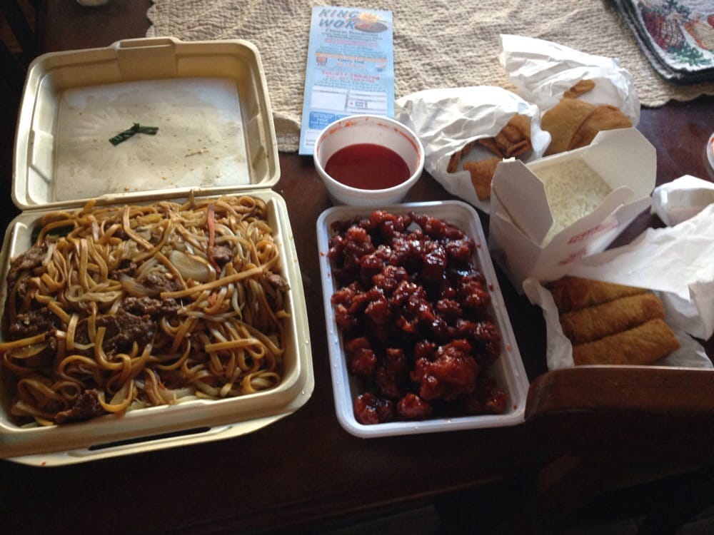 Delivery Chinese Food Denton
