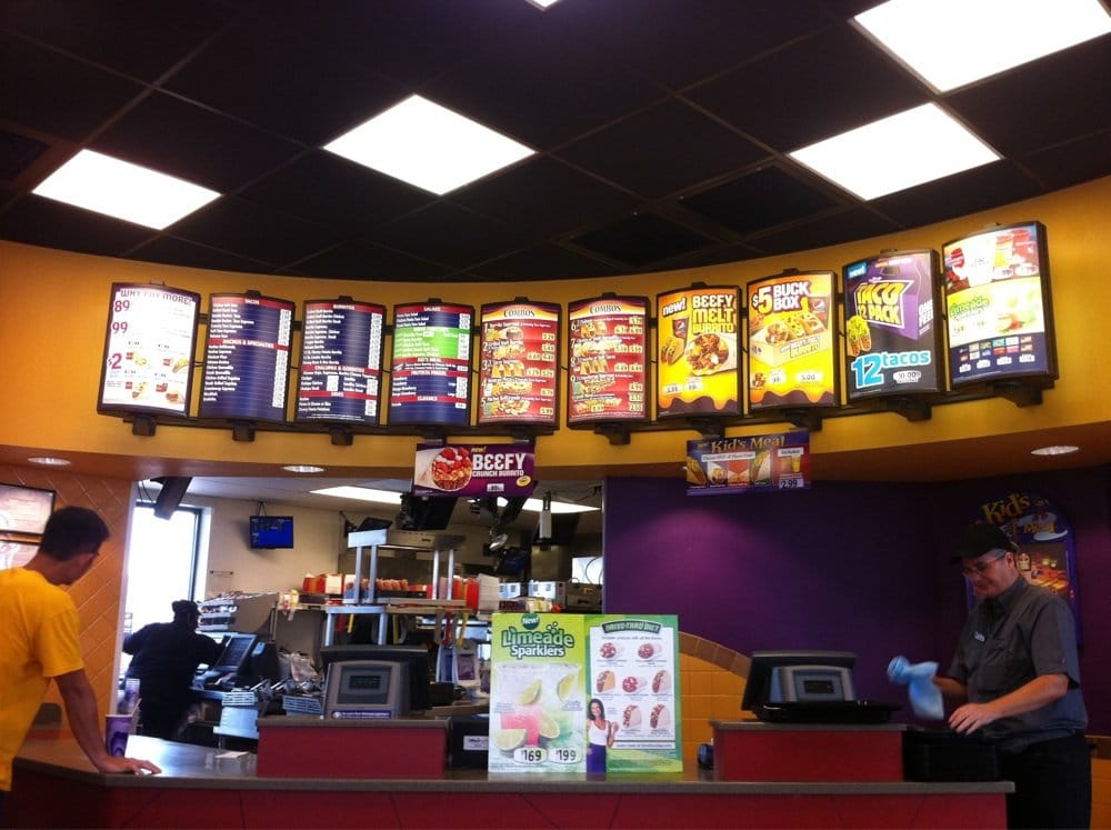 Taco Bell: 4513 Interstate 35 N, Waco, TX