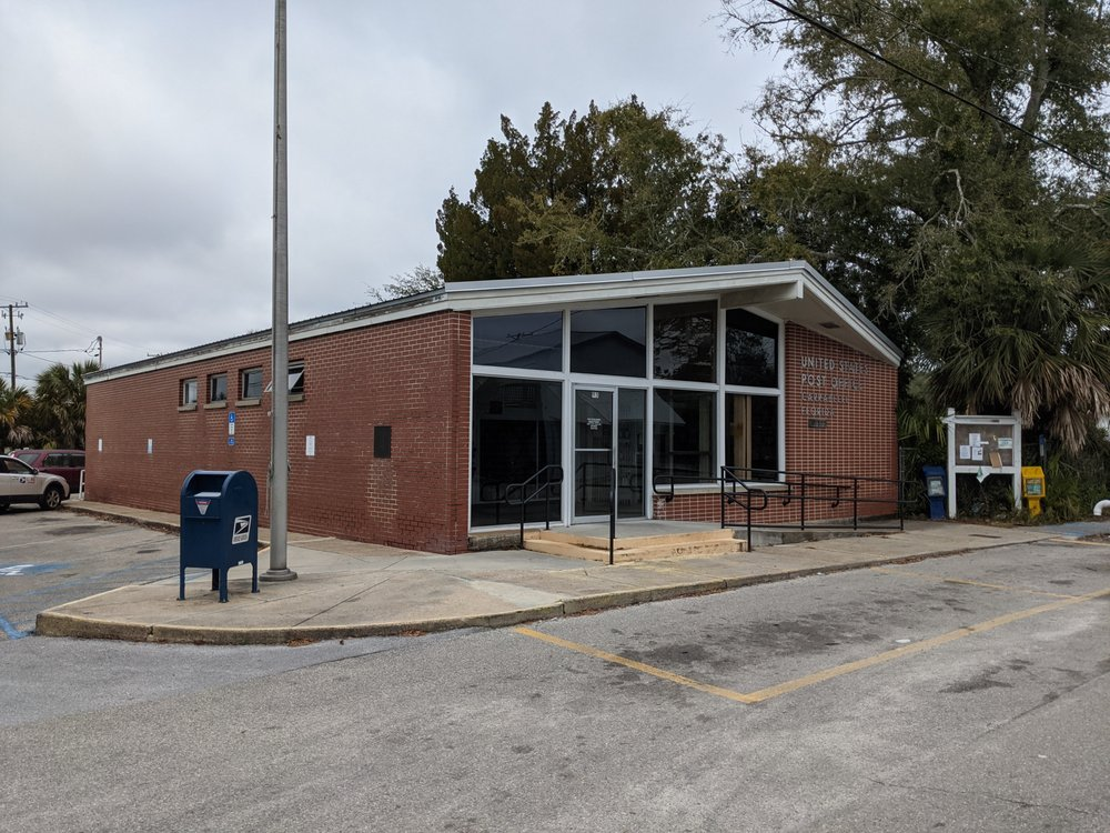 United States Postal Service: 93 Tallahassee St, Carrabelle, FL