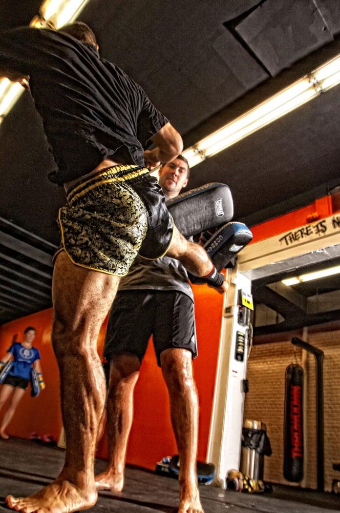 Pentagon Mixed Martial Arts
