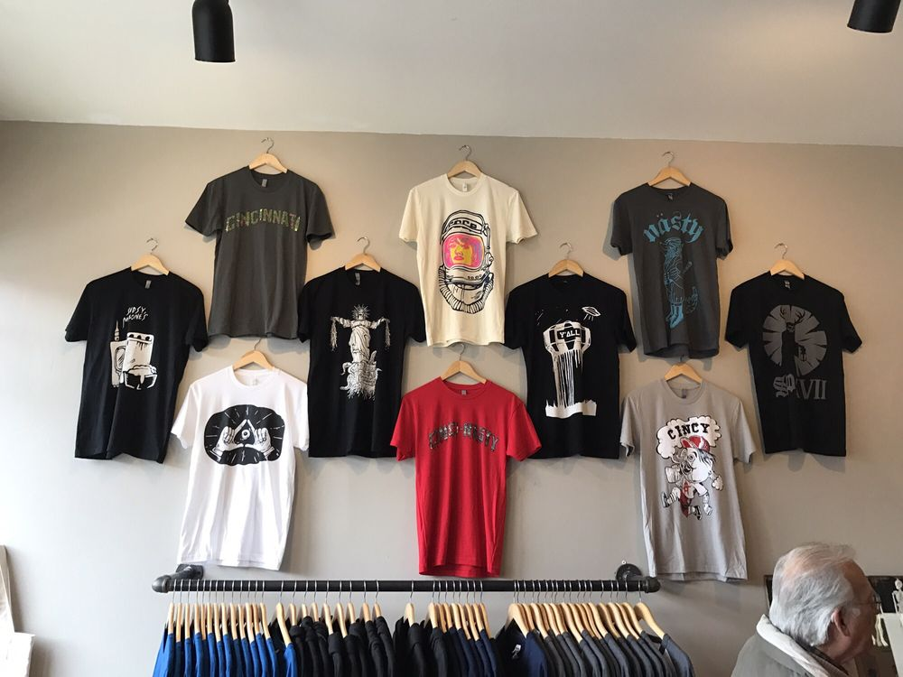 Strange People Store: 1416 Walnut St, Cincinnati, OH